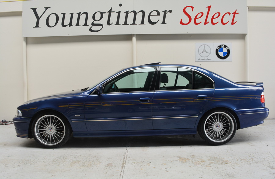 BMW ALPINA B10V8/1 124000 km