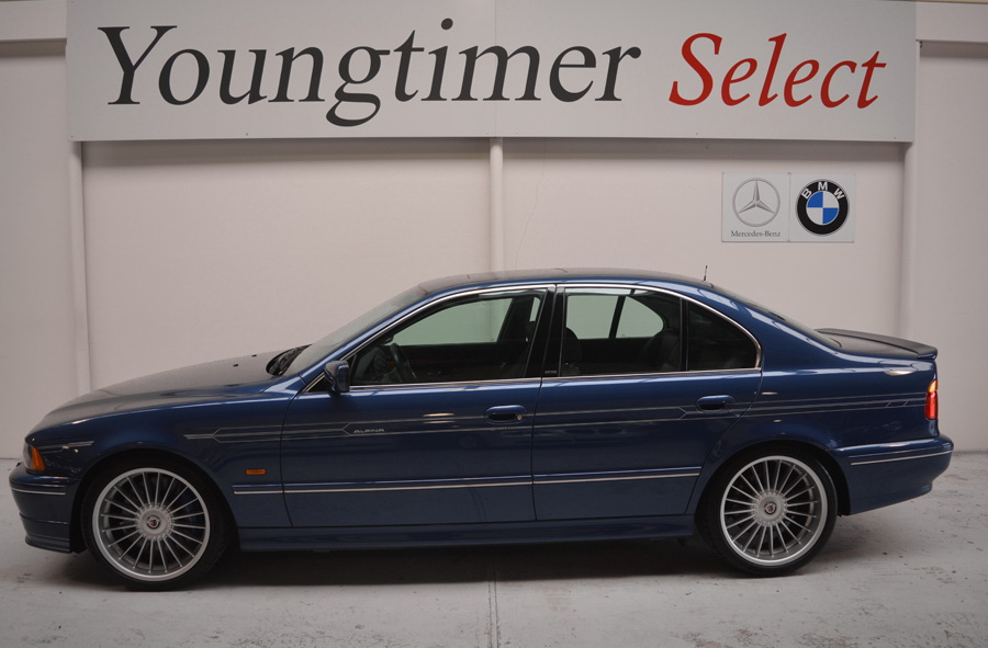 Alpina B10V8S Limited Edition 116000 km
