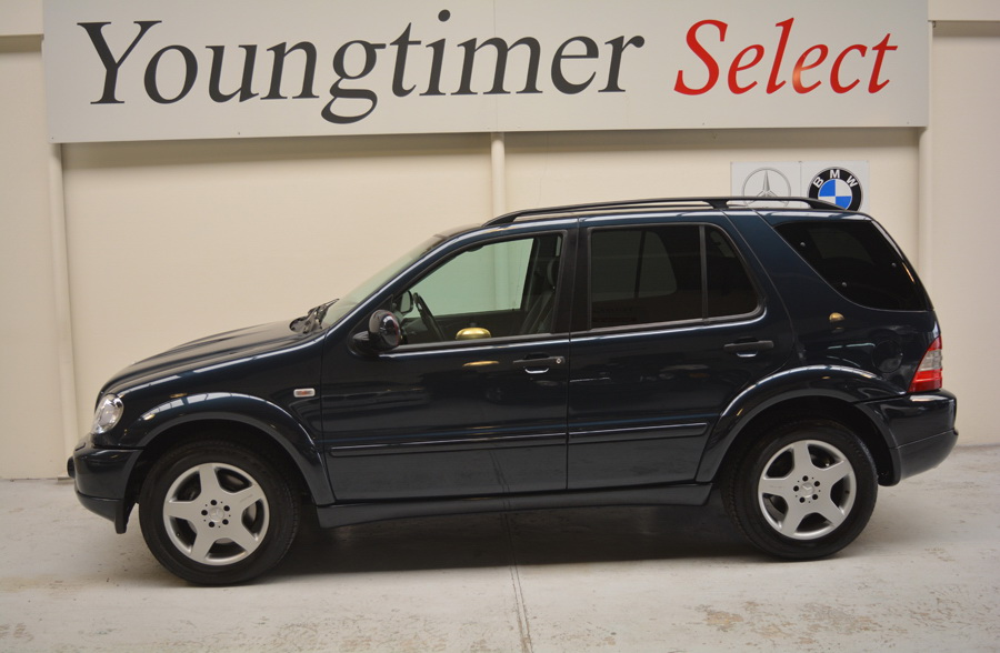 Mercedes ML55 AMG 97000 km